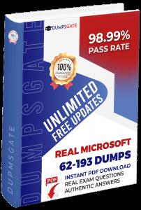 62-193 Exam Dumps