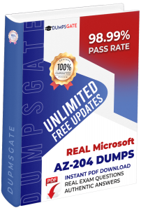 AZ-204 Dumps