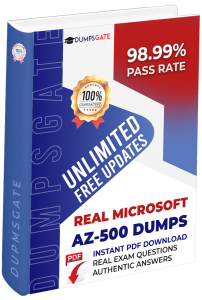 AZ-500 Dumps