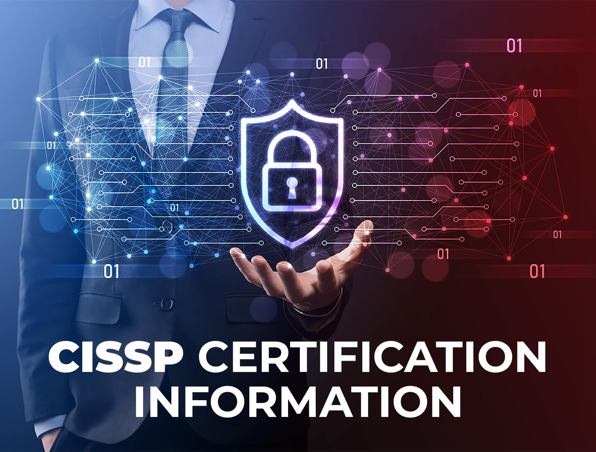 CISSP-Exam-Information